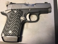 Kimber new grips and sights.jpg